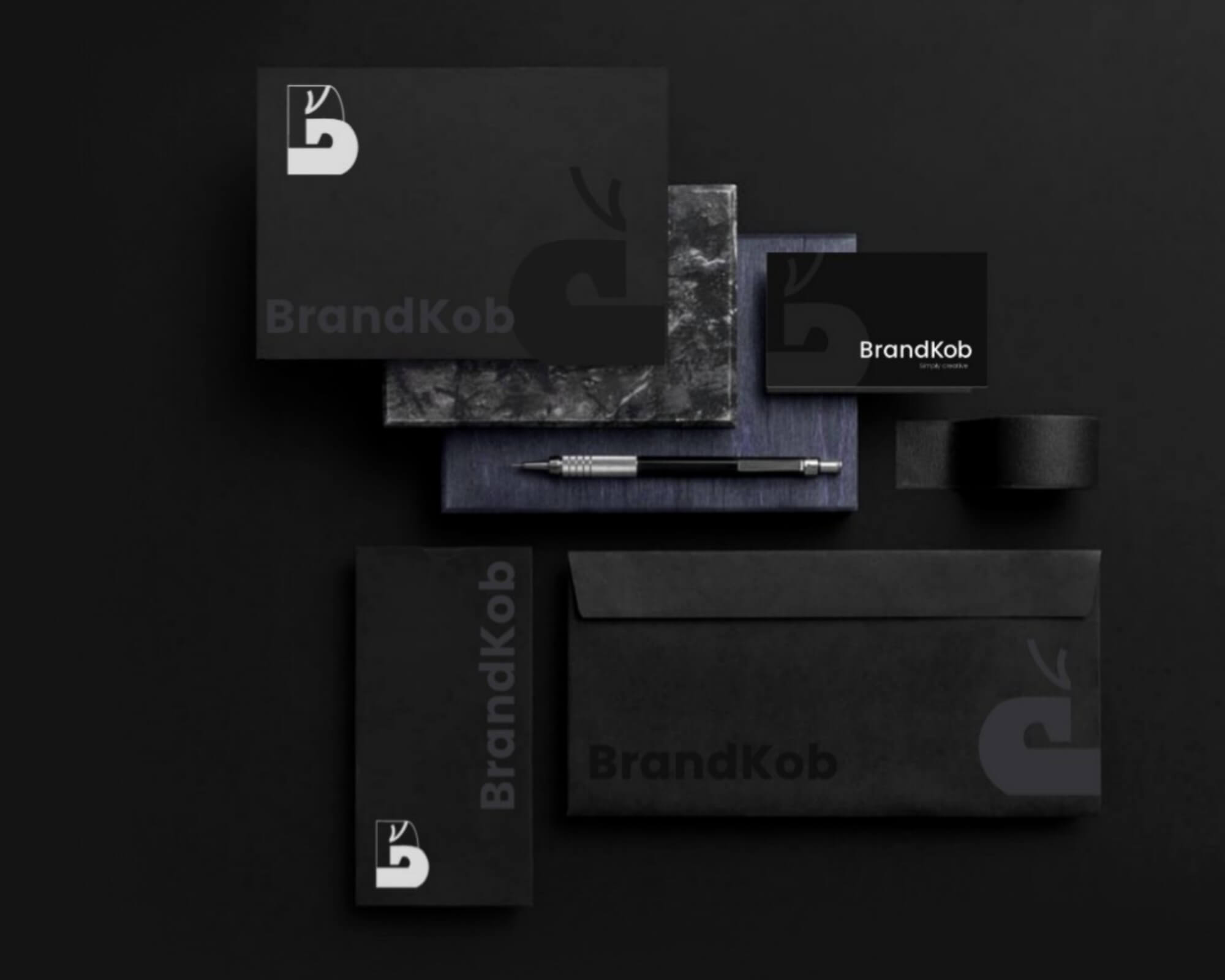 Branding Visual Identity design